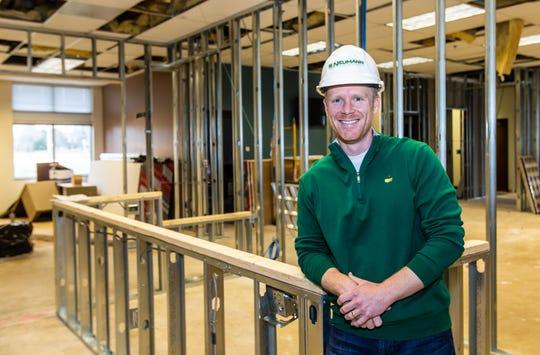 Matt Neumann is CEO at Neumann Companies, which has built more than 4,000 home sites since 2000.