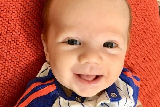 Devon Williams, 15 months, drowned in a backyard pool in Hopatcong on April 13, 2019, police said.