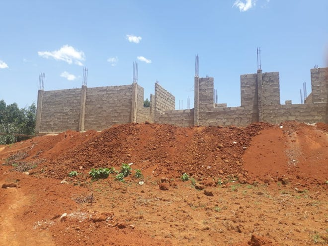 A May 4 fundraiser for a school in Kenya will be held from 5:30 p.m. to 7:30 p.m. in the Fellowship Hall at Frazer Church. Construction on the Christian school for children in kindergarten to first grade will be completed in the fall before a planned January opening.