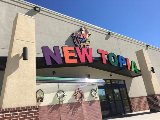 Newtopia Fun Park in east Montgomery recently finished an expansion.