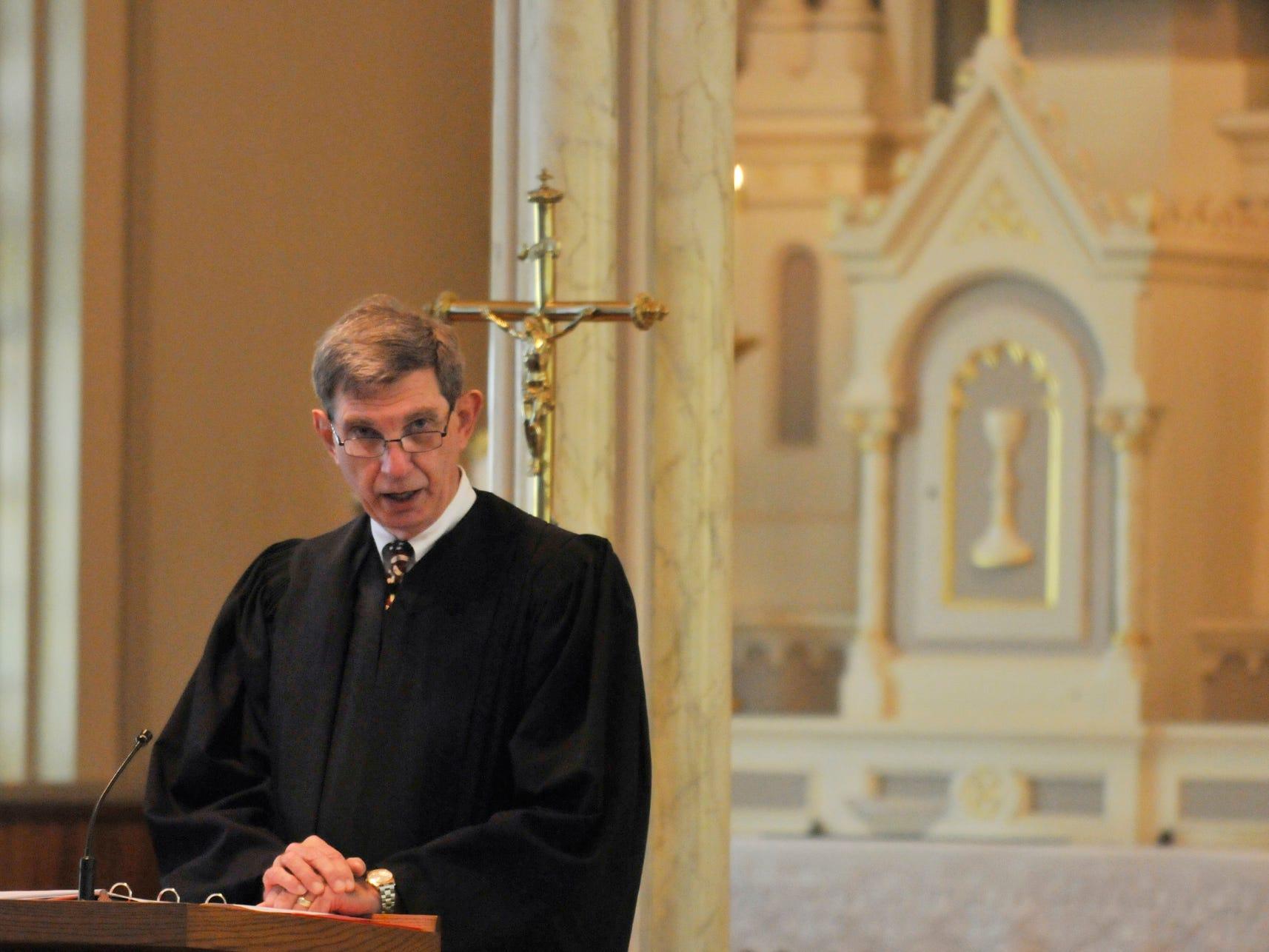 Supreme Court taps Monroeville's Judge Sam Welch to oversee Greg Gunn case