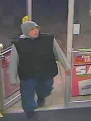 Muncie police are seeking the public's assistance in identifying a bandit who held up the Village Pantry at 3300 S. Madison St. about 3:15 a.m. on Tuesday, April 9.