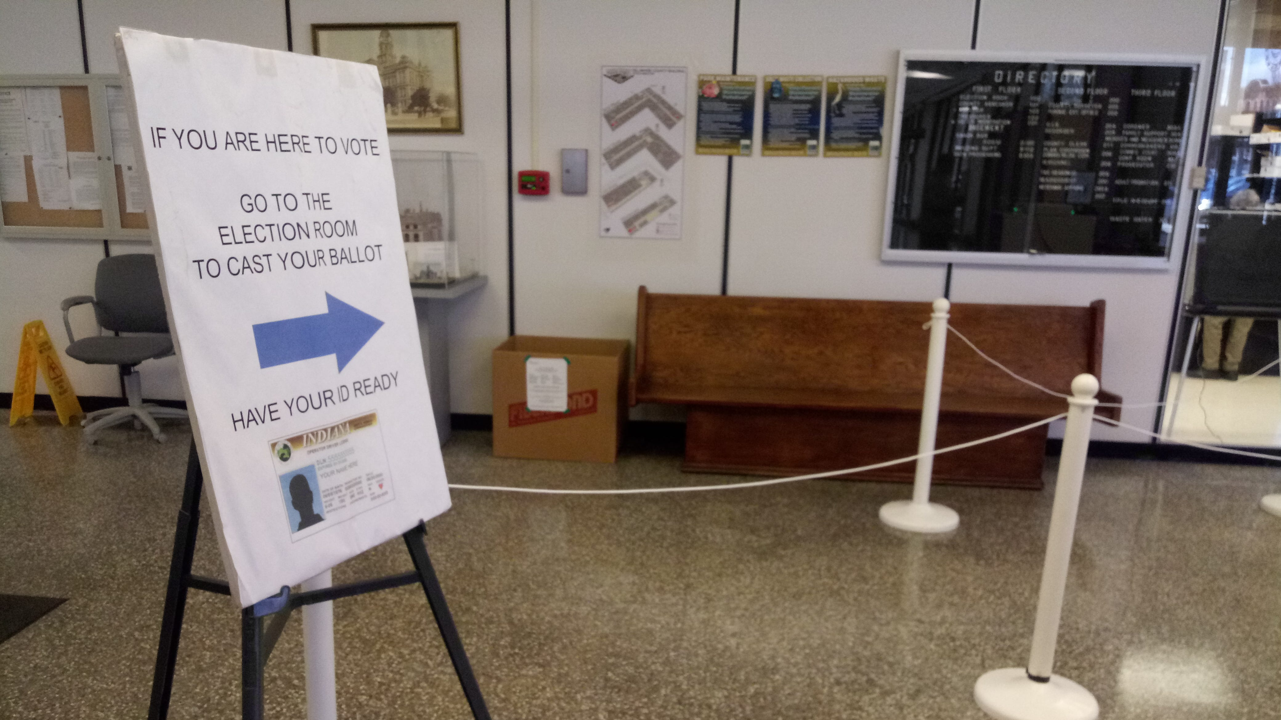Early voting turnout for the primary is low despite contested mayoral race
