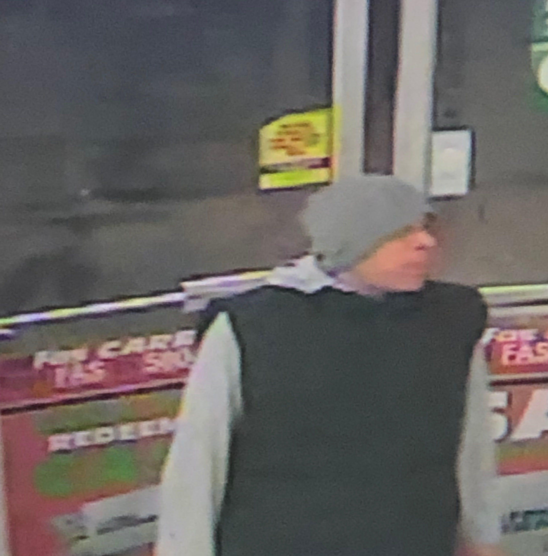 Muncie police seek help identifying store bandit