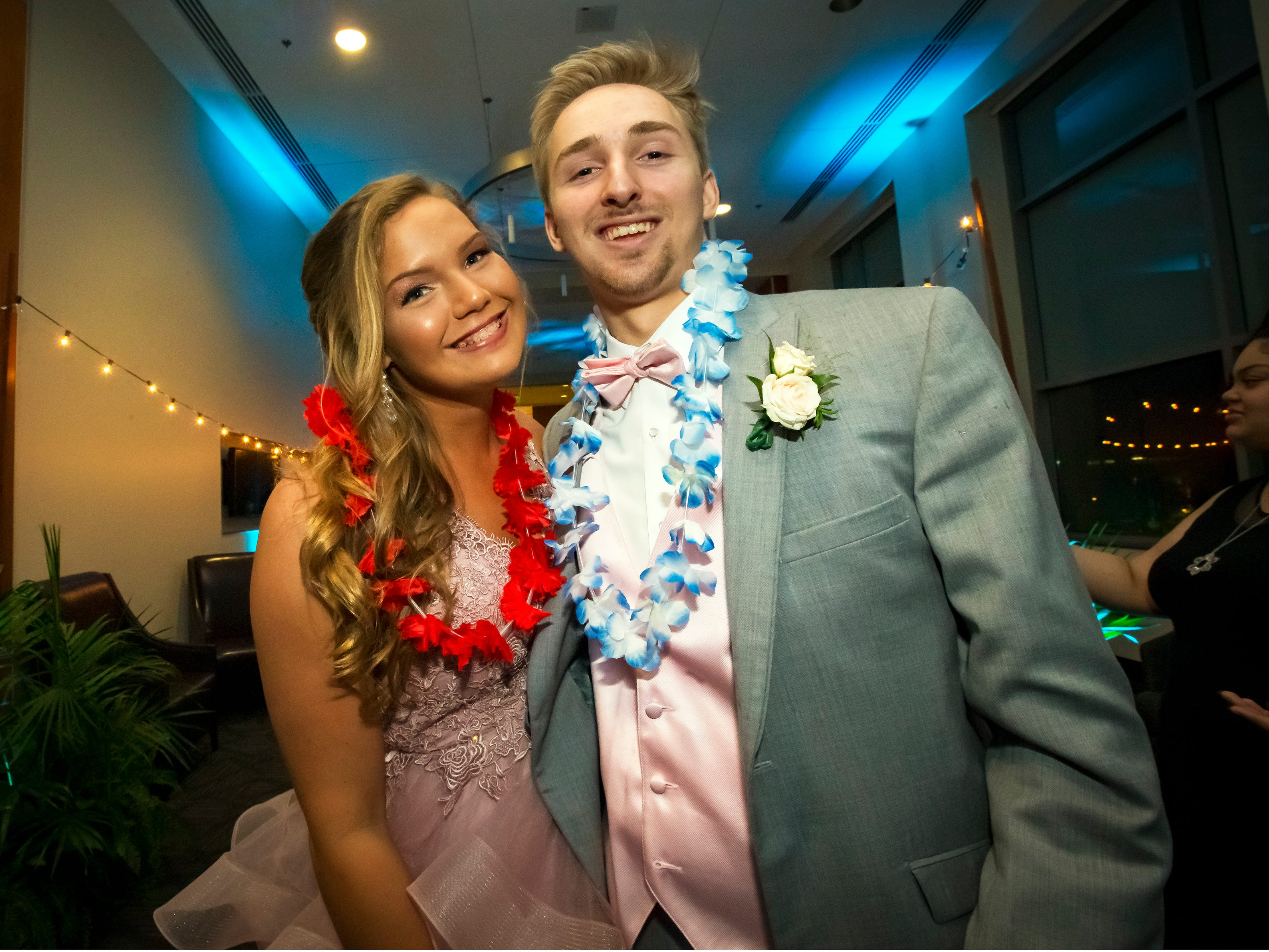 Siegel High School prom at MTSU, Saturday, April 13, 2019.