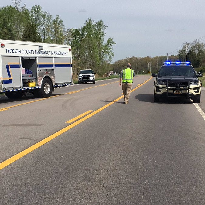 Two infants survive head-on, fatal crash in Dickson County