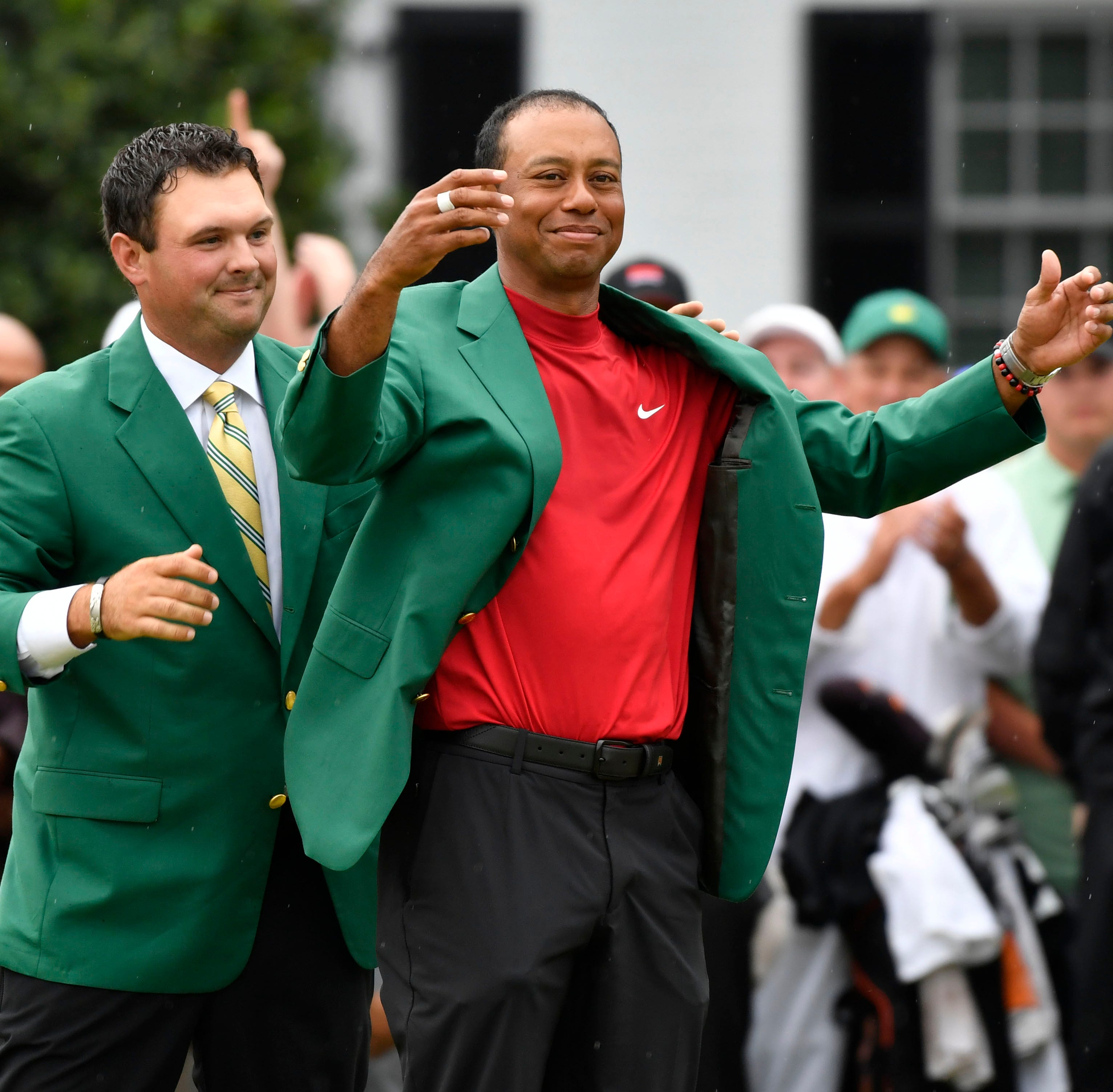 Masters: Curtis Strange, Bobby Clampett, Peter Jacobsen on Tiger Woods' win