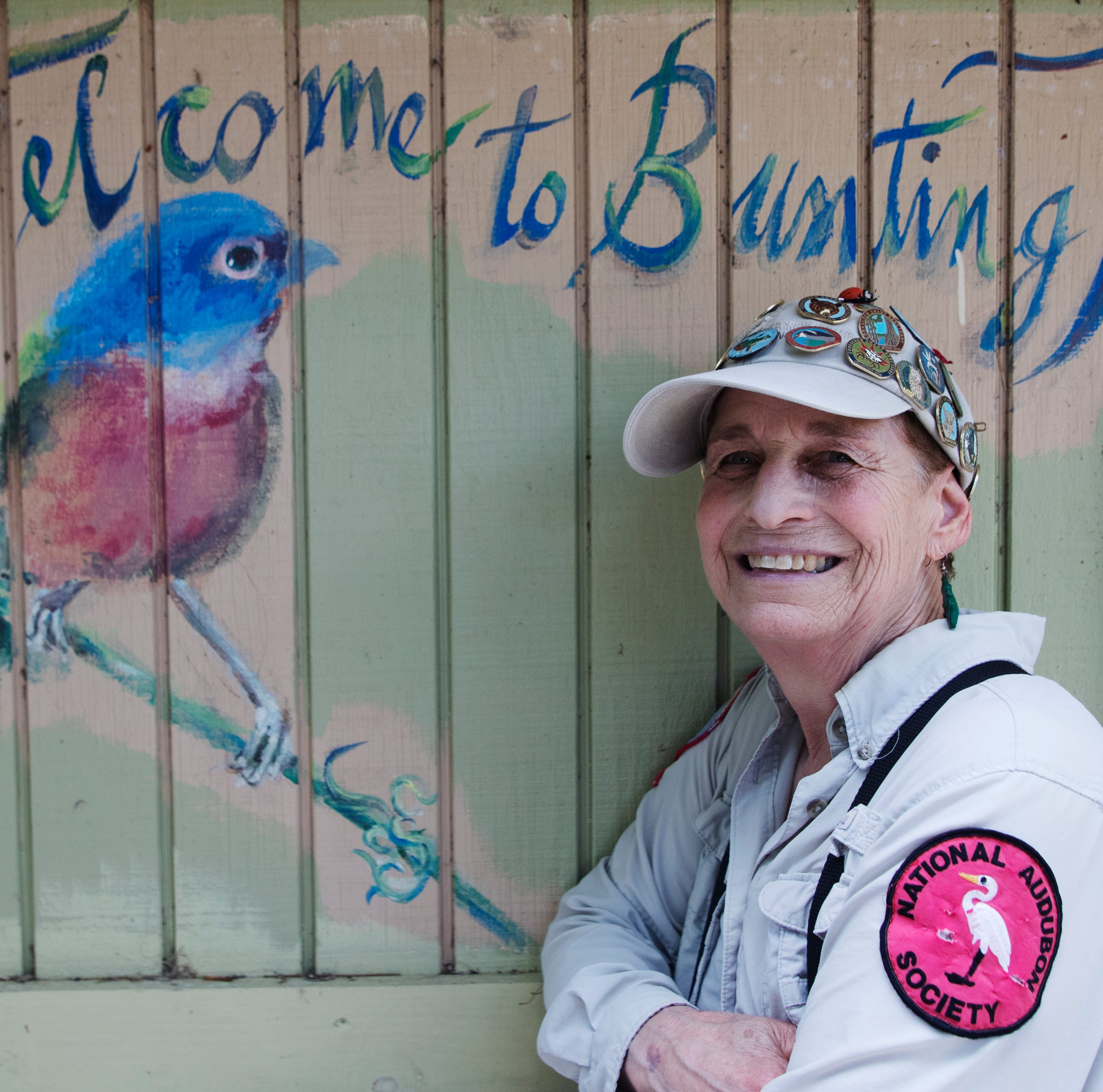 Corkscrew volunteer honored for boardwalk art fundraiser after Hurricane Irma