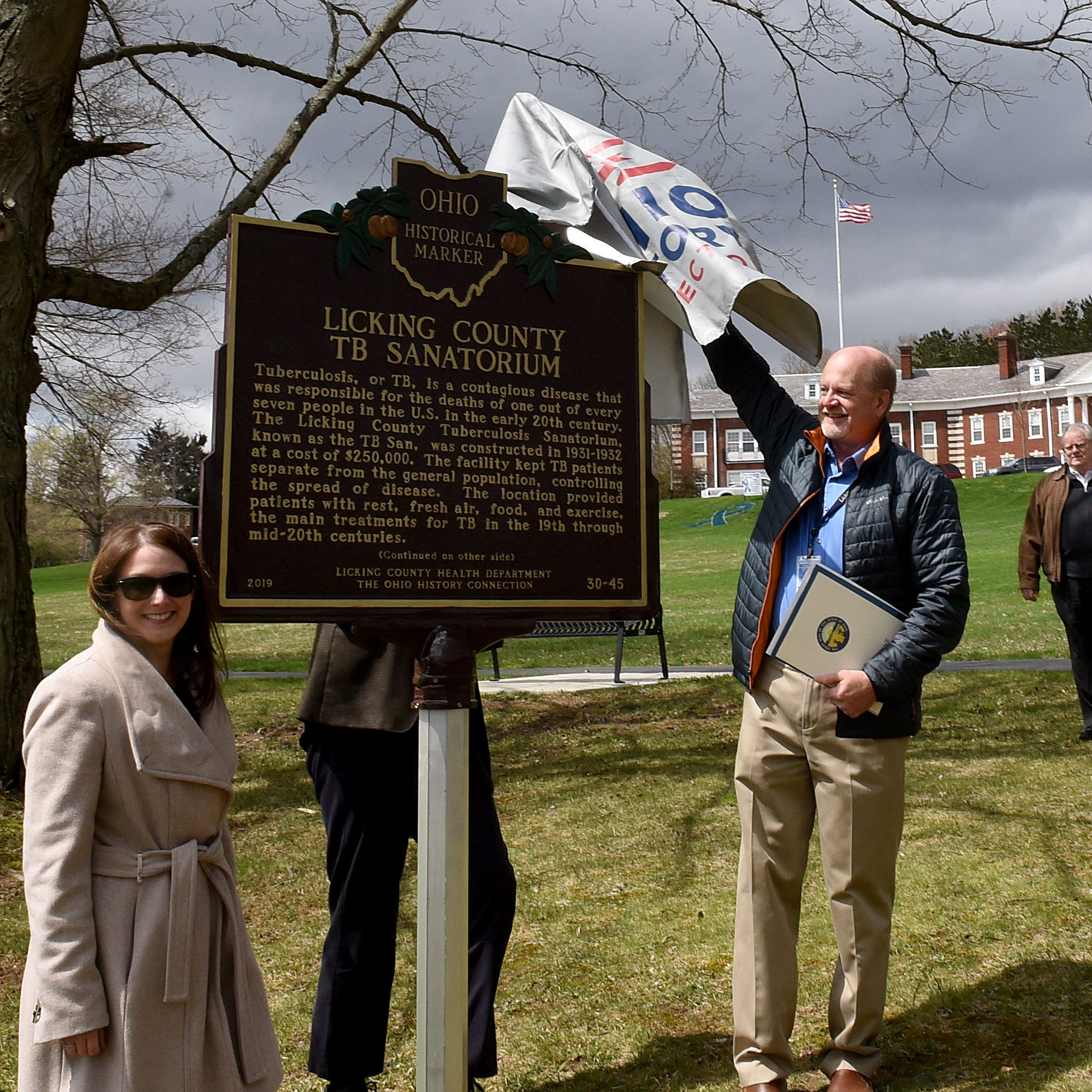 Historical recognition of Licking County TB Sanatorium brings back memories
