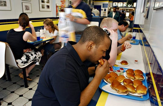 Columnist Joe Phalon fondly remembers chowing down on some White Castle sliders.
