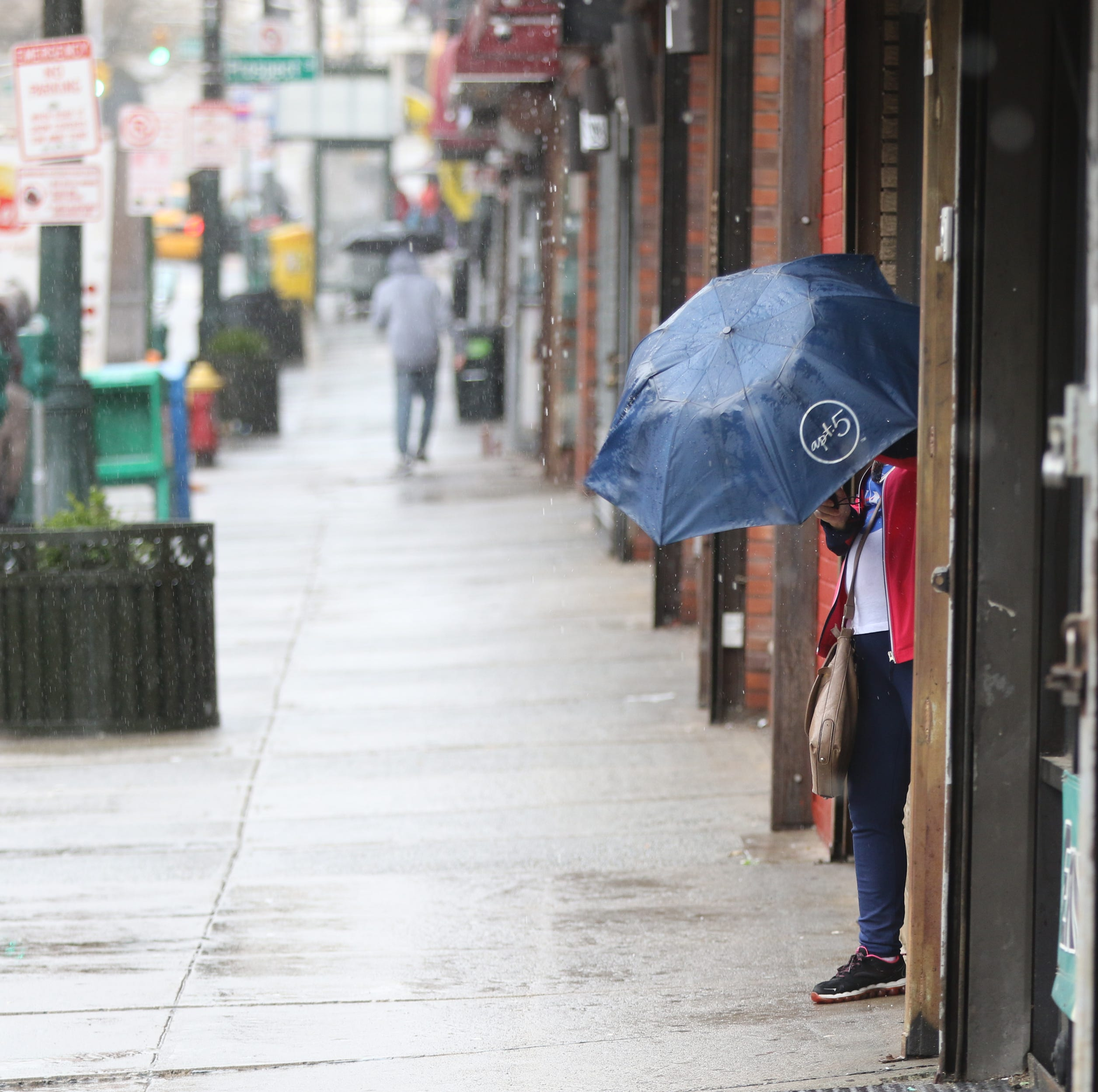 Heavy rain, thunderstorms expected in New Jersey between Friday night and Saturday afternoon