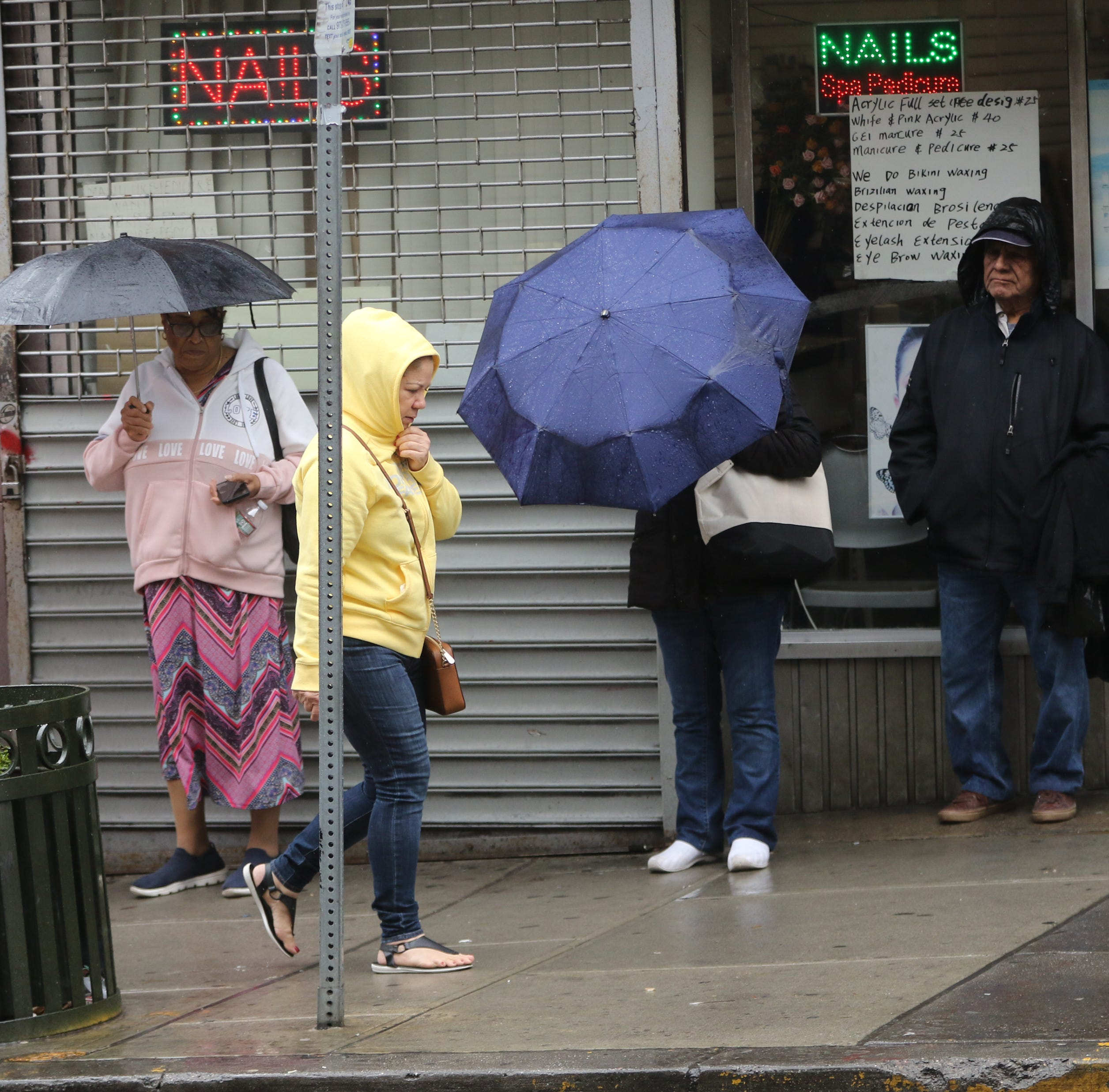 Flash flood watch issued for North Jersey, heavy rain expected throughout NJ