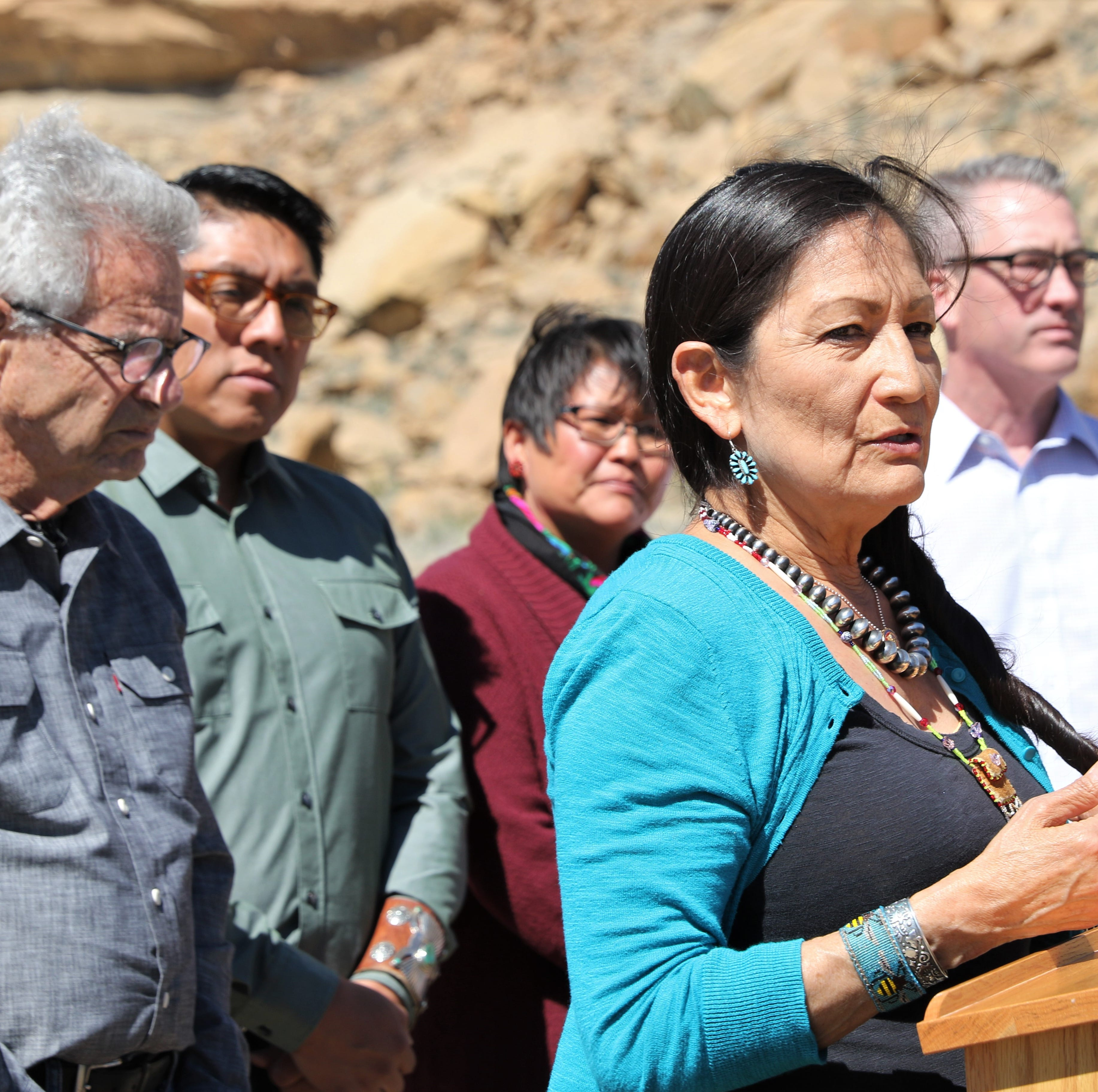Congressional subcommittee visits Chaco Canyon as debate on oil, gas development continues