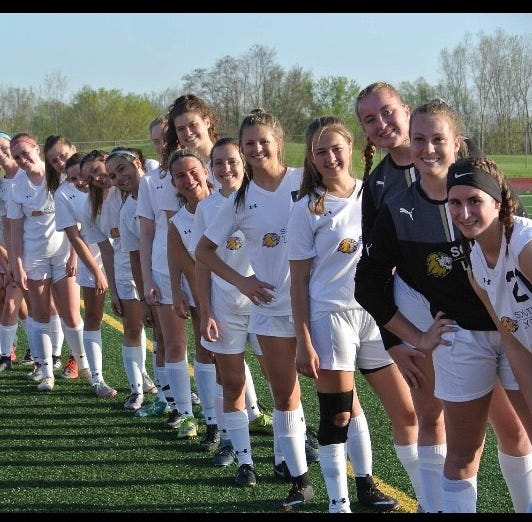 South Lyon, Milford girls soccer teams join to raise money for Mott Children's Hospital
