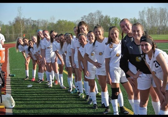 The South Lyon girls soccer team is holding a charity game, where funds will be donated to Mott Children's Hospital.