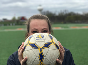 South Lyon senior Carmen Sweigard will lead her team against Milford in a charity game she planned.