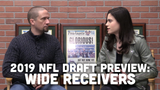 Jim Owczarski and Olivia Reiner discuss the Packers' current needs at wide receiver and who may be available in the draft to fill them.