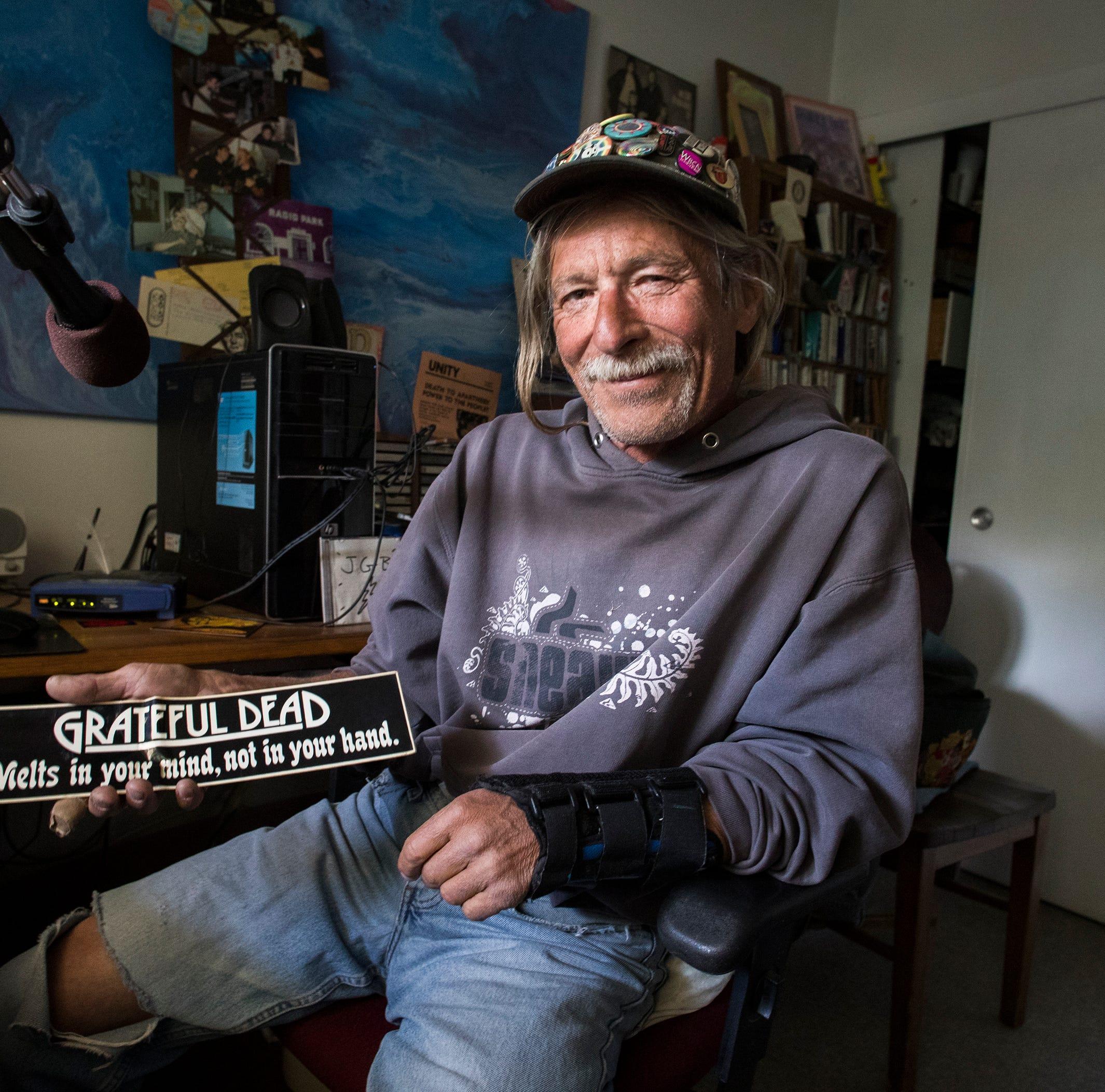 California desert Deadheads keep memory of Grateful Dead alive in 'modern-day Shakedown Street'