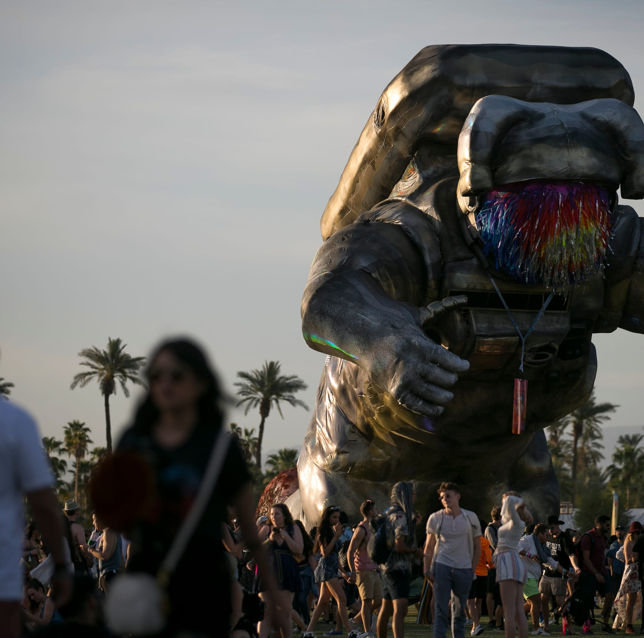 Coachella is the best thing happening in desert (and the world). Passes still available