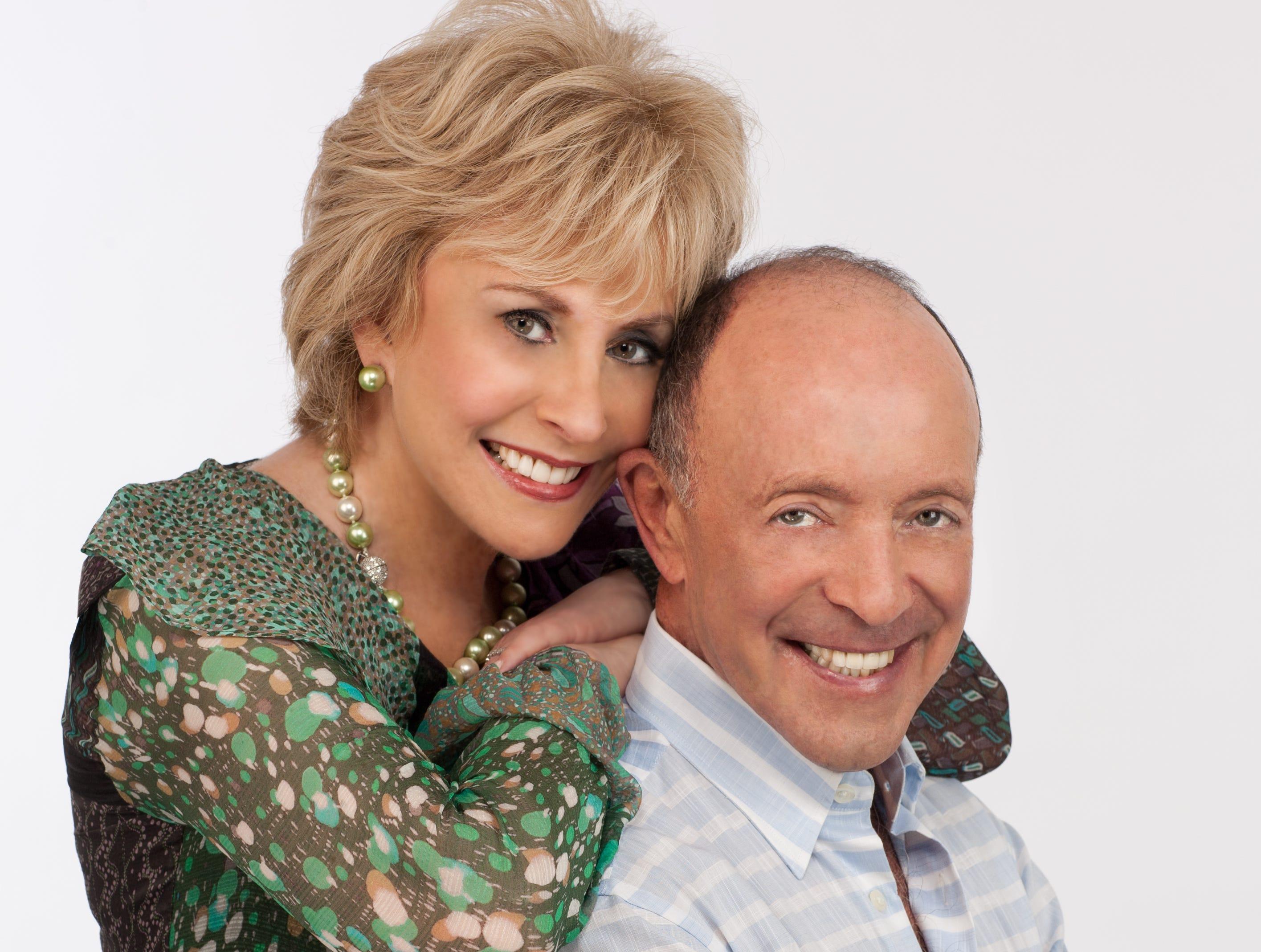 Barbara Keller and Michael Childers.
