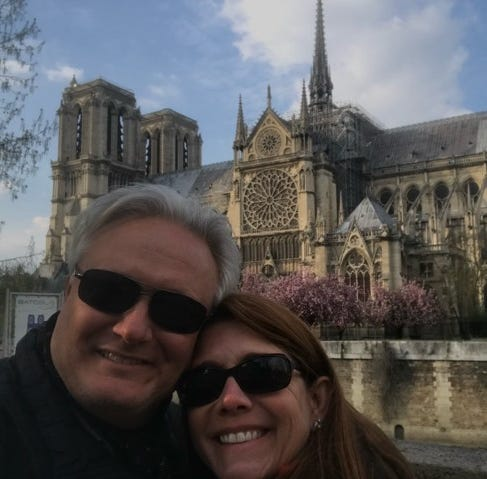 Pensacola grad toured Notre-Dame Cathedral 24 hours before fire: 'My heart is broken'