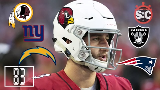 Cardinals QB Josh Rosen opens up: 'I definitely understand the situation'