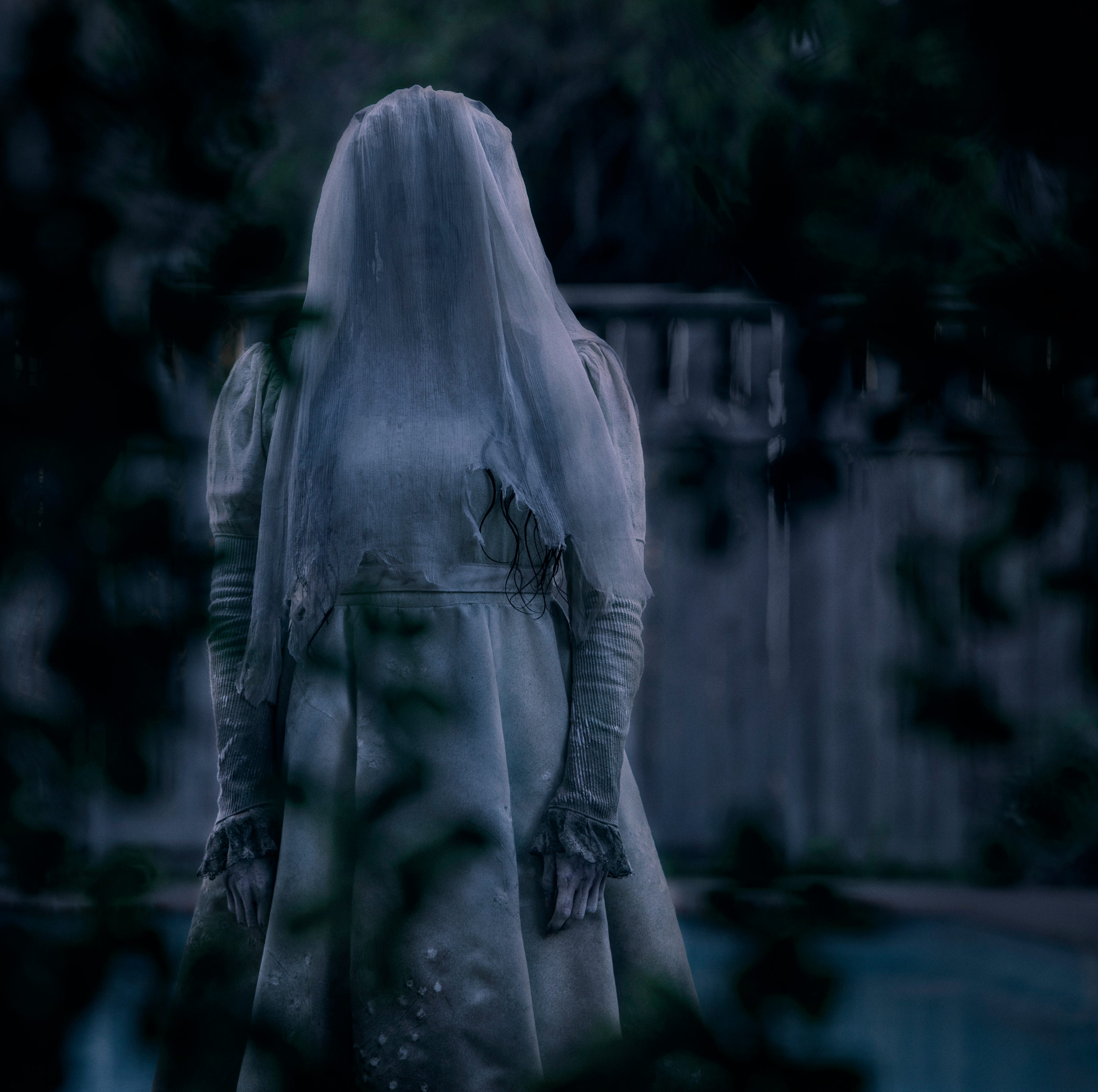 La Llorona legacy: Mexico ghost legend goes from banks of the Rio Grande to movie screen
