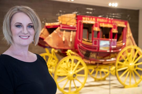 Charity Rice, 36, is a regional business-relationship manager at Wells Fargo's sprawling Chandler campus. She says she likes working for larger companies like Wells Fargo, partly for the networking and career-advancement opportunities and partly for the perks.
