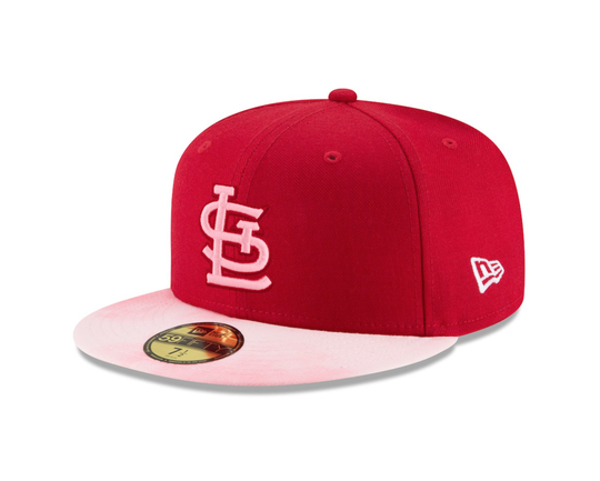 The St. Louis Cardinals revealed their special-event caps last week.