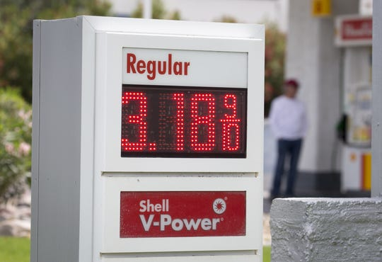 Gas Prices In Arizona >> Phoenix Gas Price Tops 3 Per Gallon With More Increases