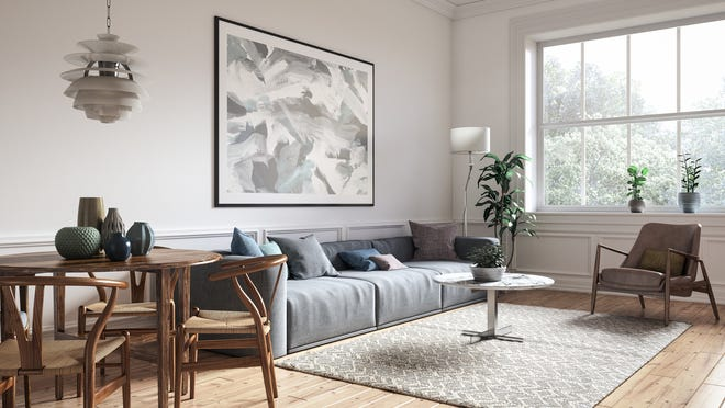 Choose the right color and texture, and area rugs can transform any room from boring to breathtaking.