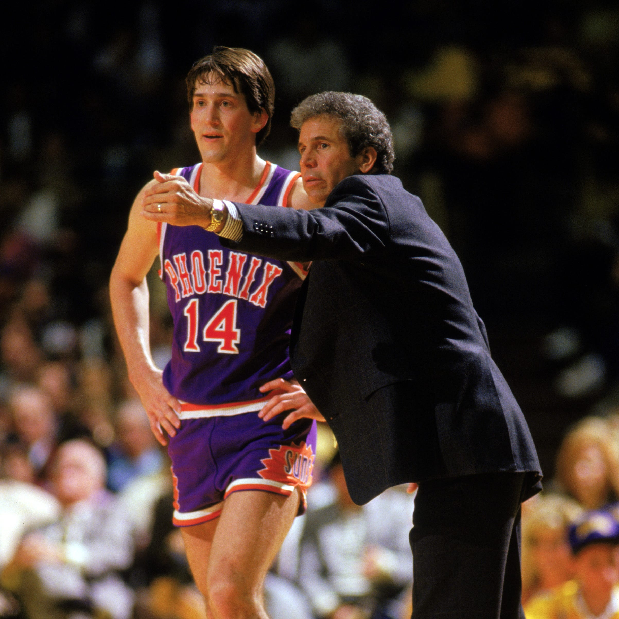 Former Phoenix Suns coach John MacLeod dies at 81