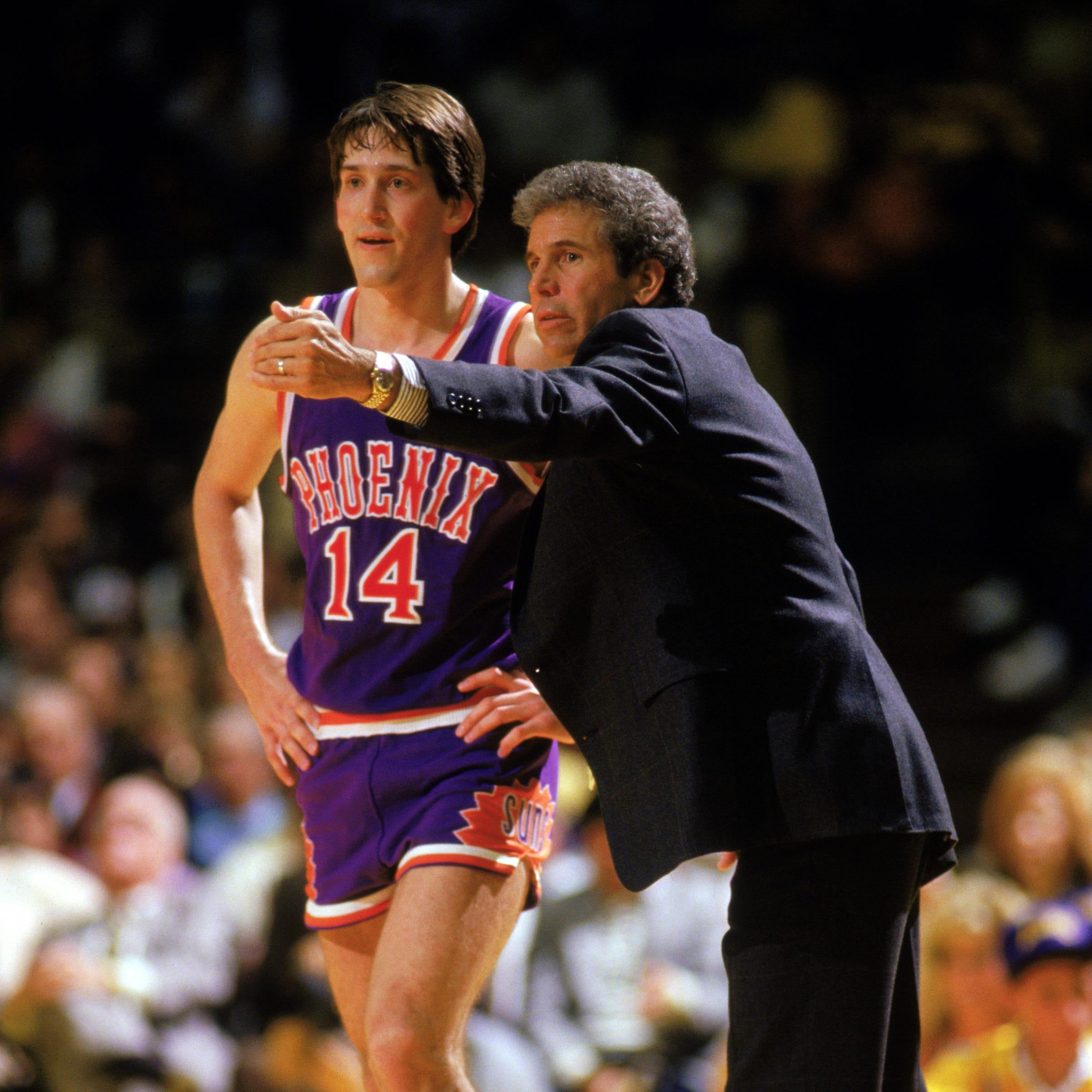 Former Phoenix Suns coach John MacLeod dies at 81