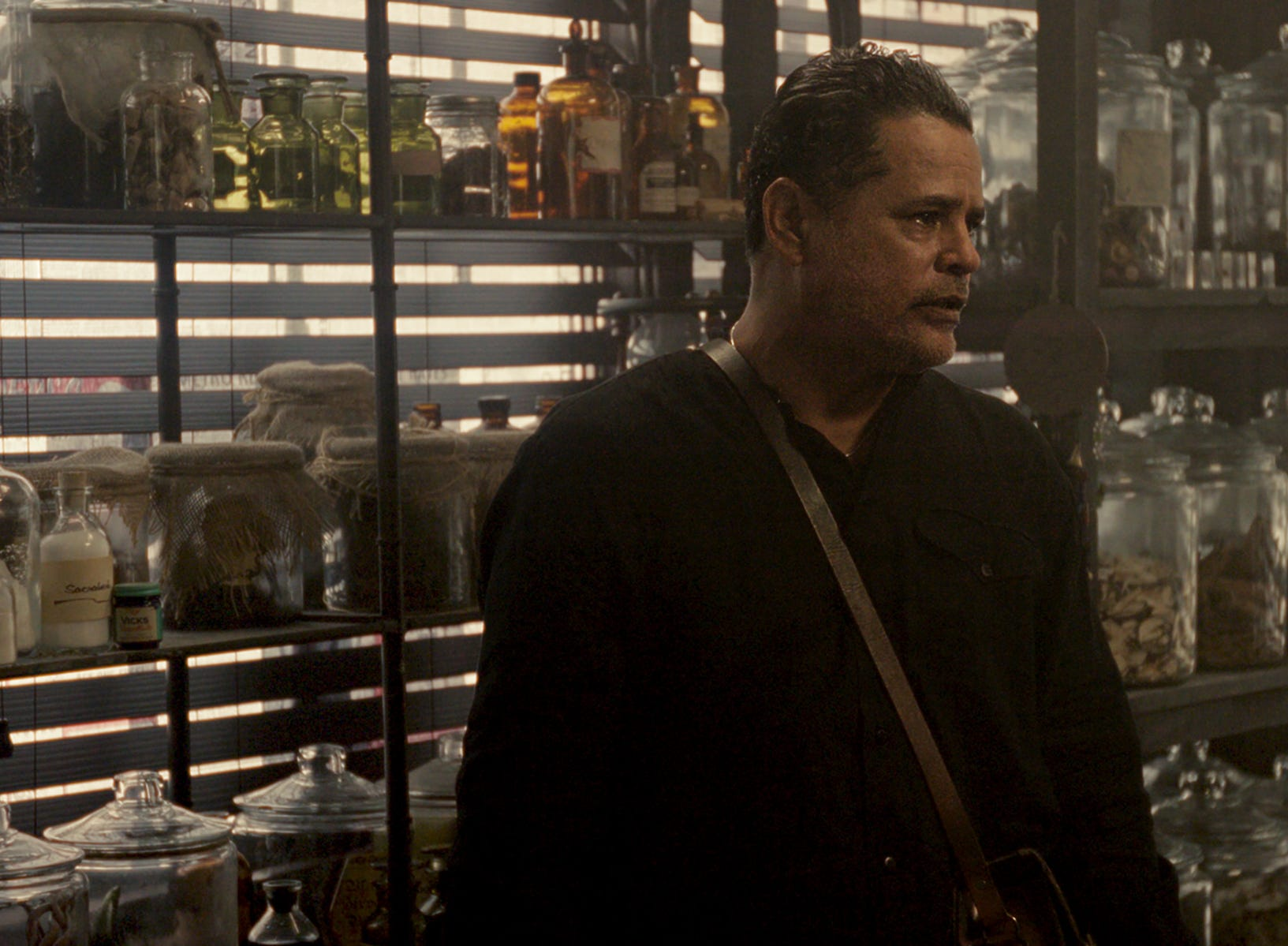 "Raymond Cruz stars in ""The Curse of La Llorona."""