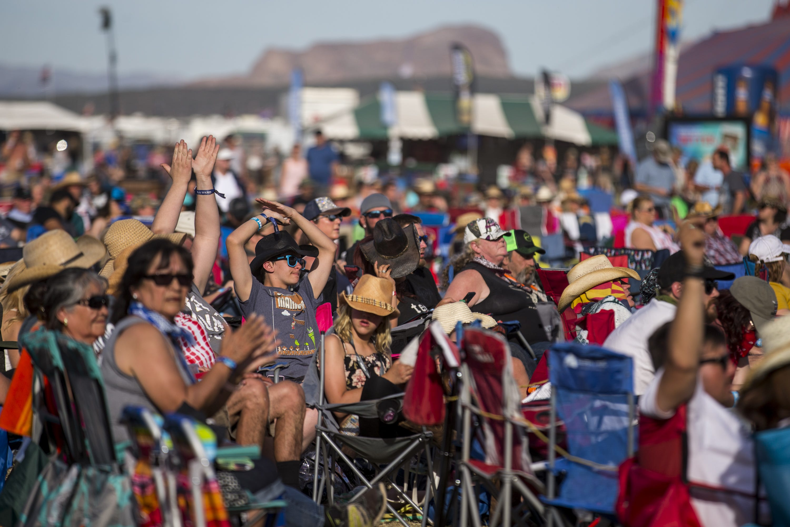 For this newbie, Country Thunder 2019 was exactly what she expected — except for one thing