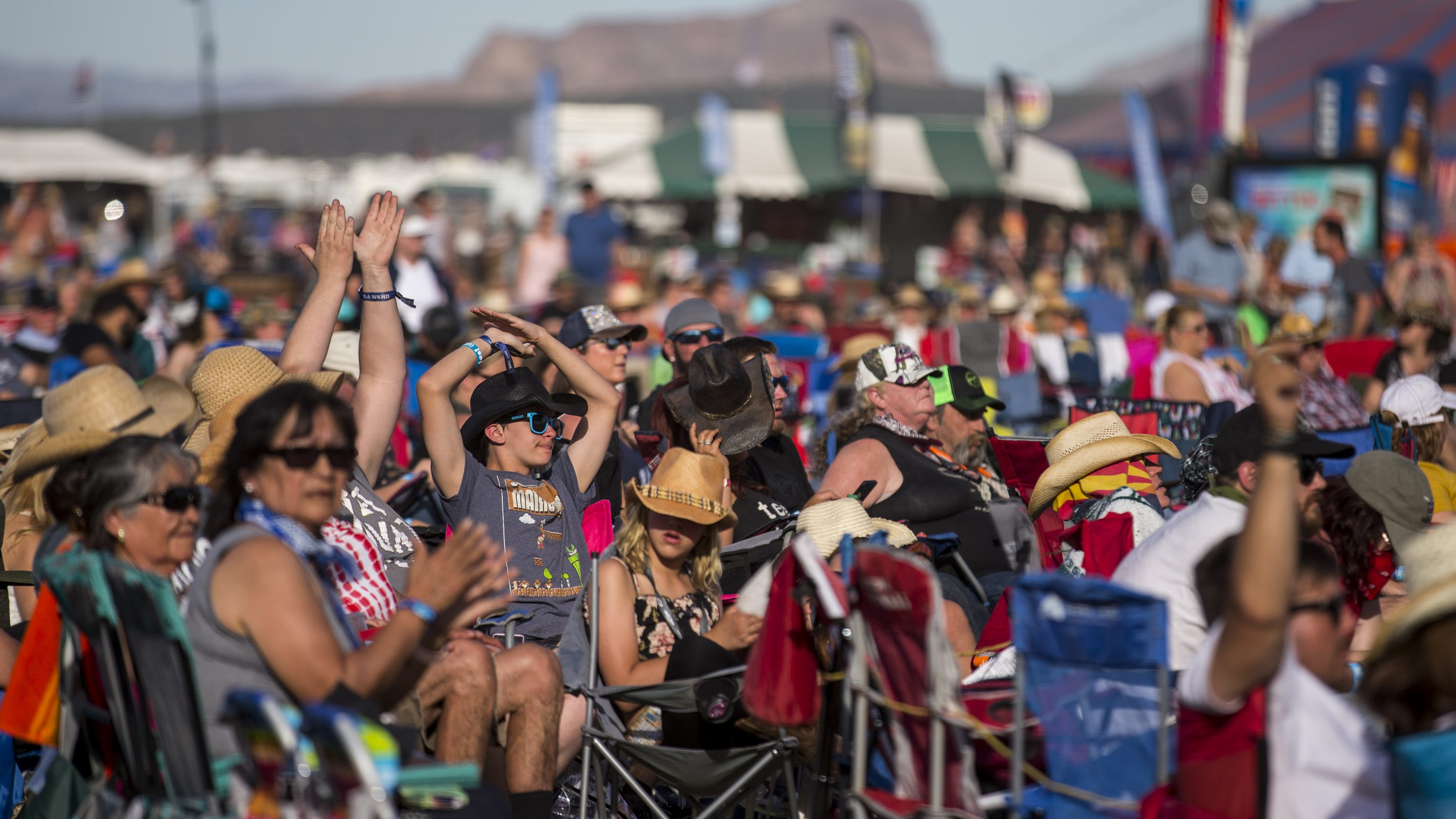 What a first-timer thought of Country Thunder 2019 in Florence