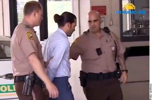 Pablo Lyle está actualmente en arresto domiciliario.