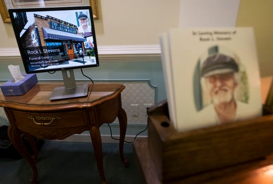 Rock Stevens, 70, the face of the Atrium Cafe in Port Huron, died Saturday, April 6. Funeral services were held Monday at Marysville Funeral Home.