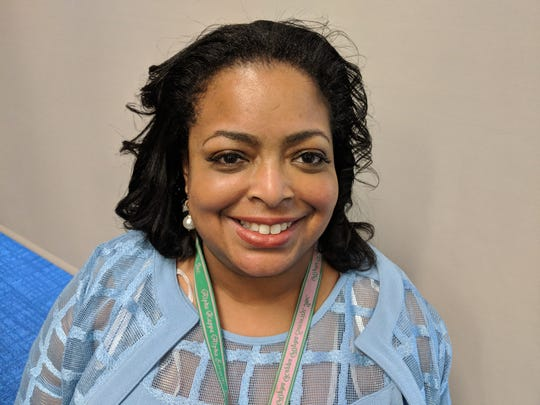 Andrea Berry, assistant superintendent for York City School District, will be appointed superintendent effective July 1 on Wednesday, April 17.