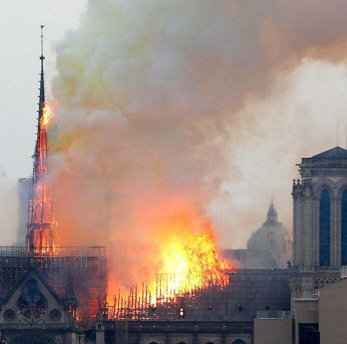 Fire at Notre Dame Cathedral: What we know