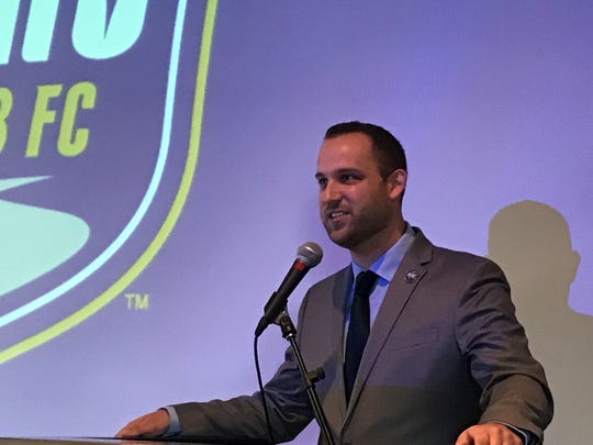Doug Raftery is the new GM of Reno 1868 FC.