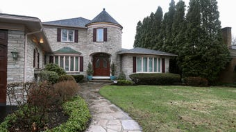 Looking through this home on Orchard Park Boulevard is like a trip back in time.