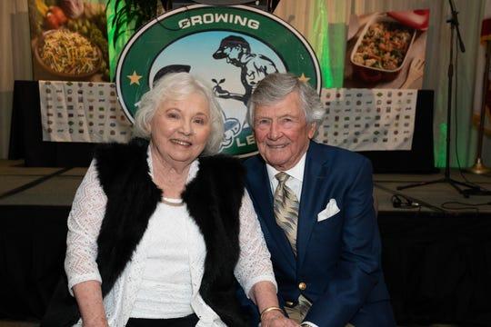 Marlene and Bill Ramsey.