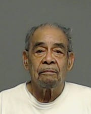 Arrest photo of Victor Samaniego
