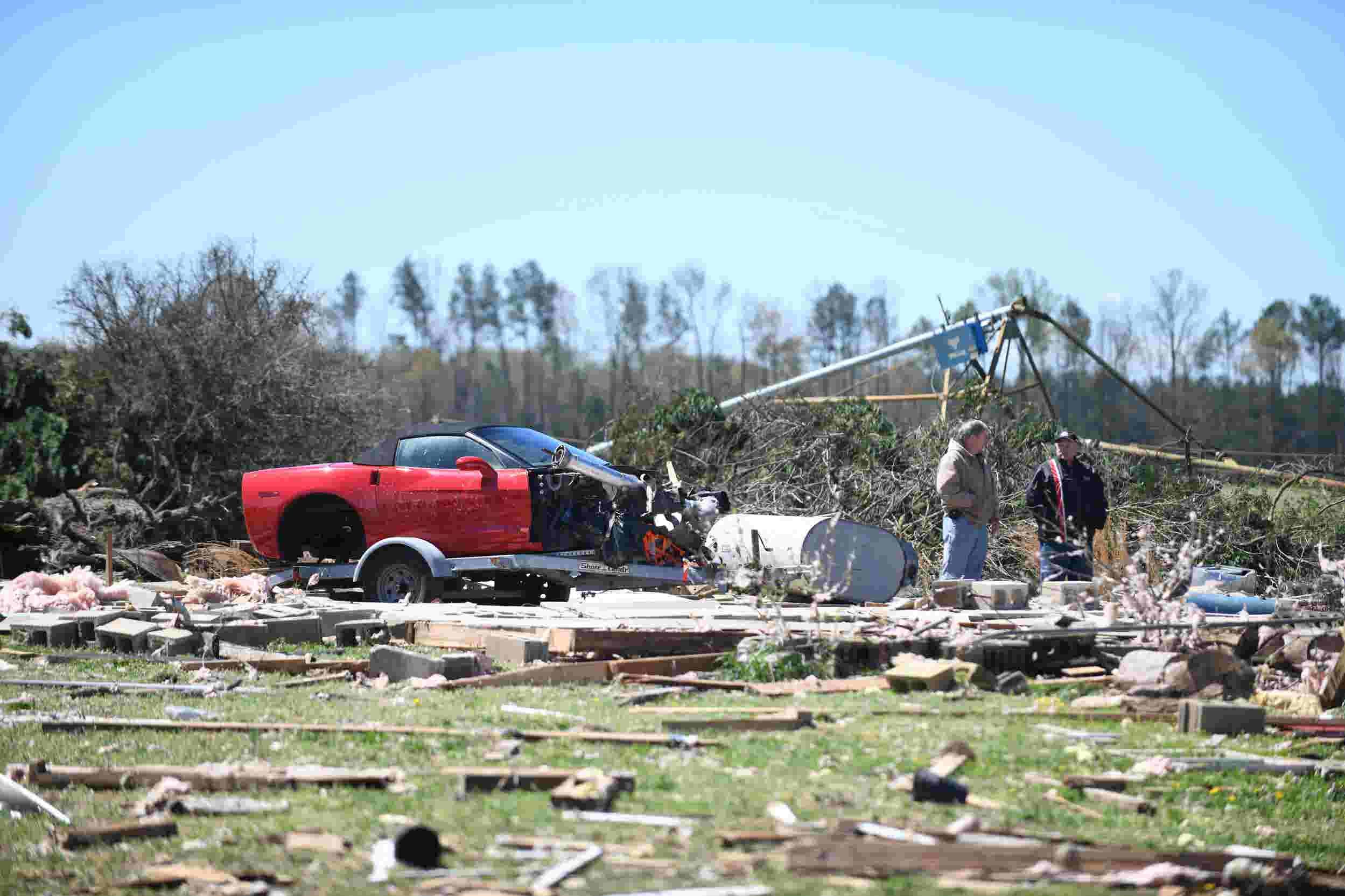 Third tornado confirmed on Delmarva: National Weather Service