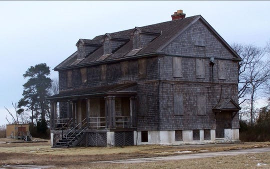 The 1933 Wallops Beach Lifeboat Station on Wallops Island, Virginia has been deemed surplus and ordered removed.