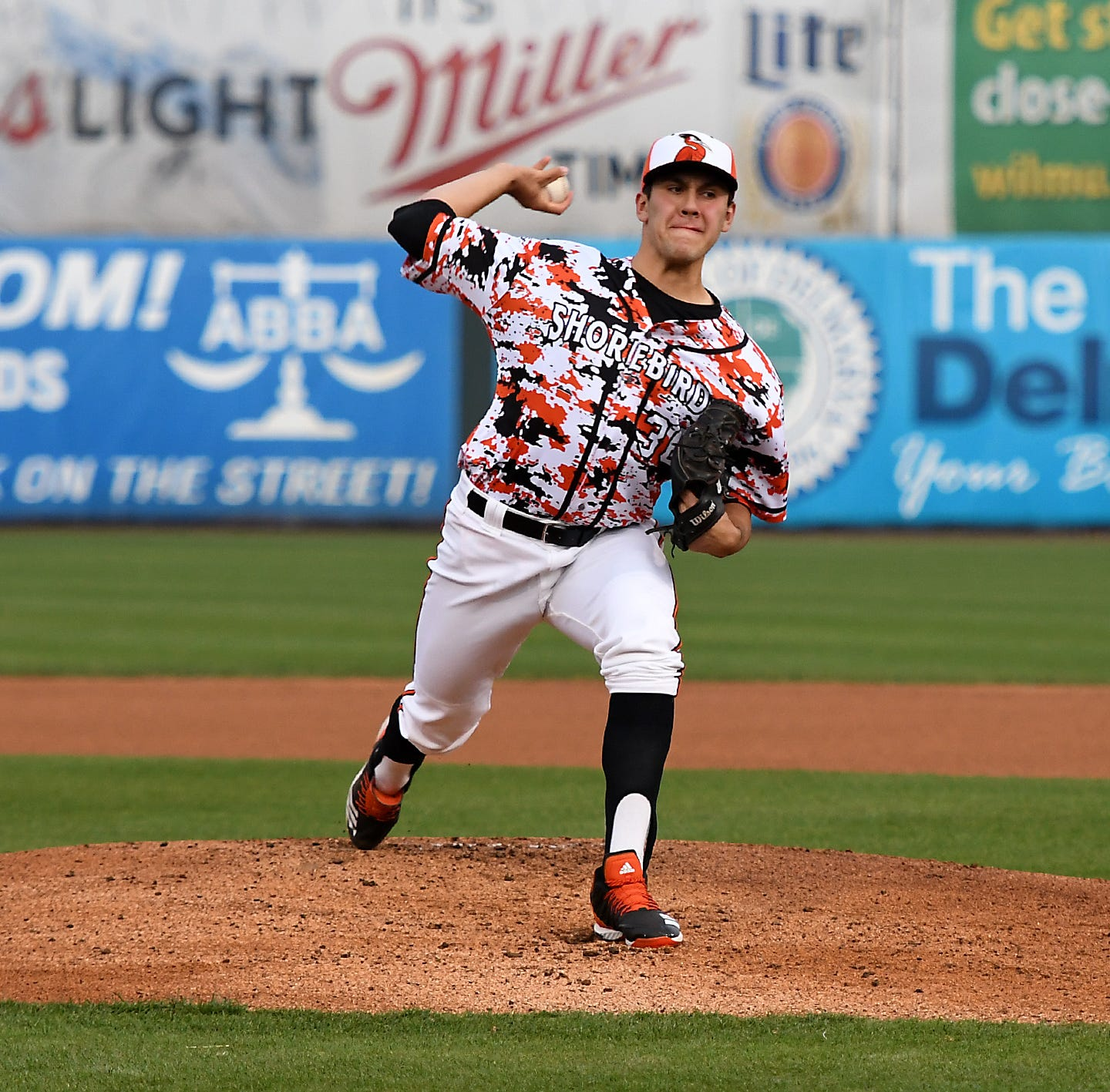Orioles' top pick Grayson Rodriguez living up to expectations with Delmarva Shorebirds