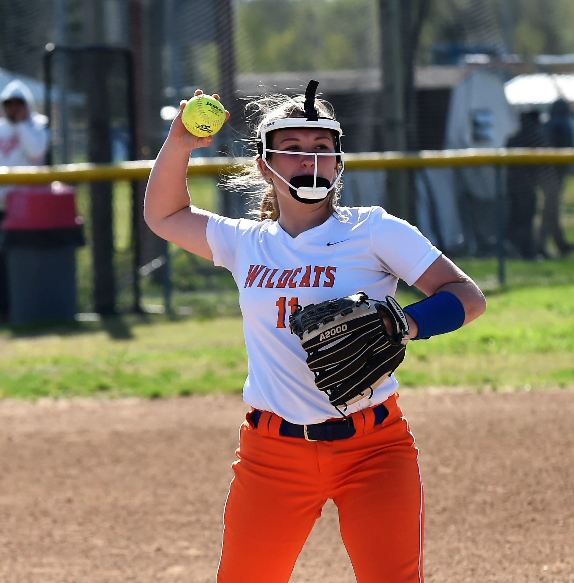 Delmar softball goes on long win streak after losing first 3 games