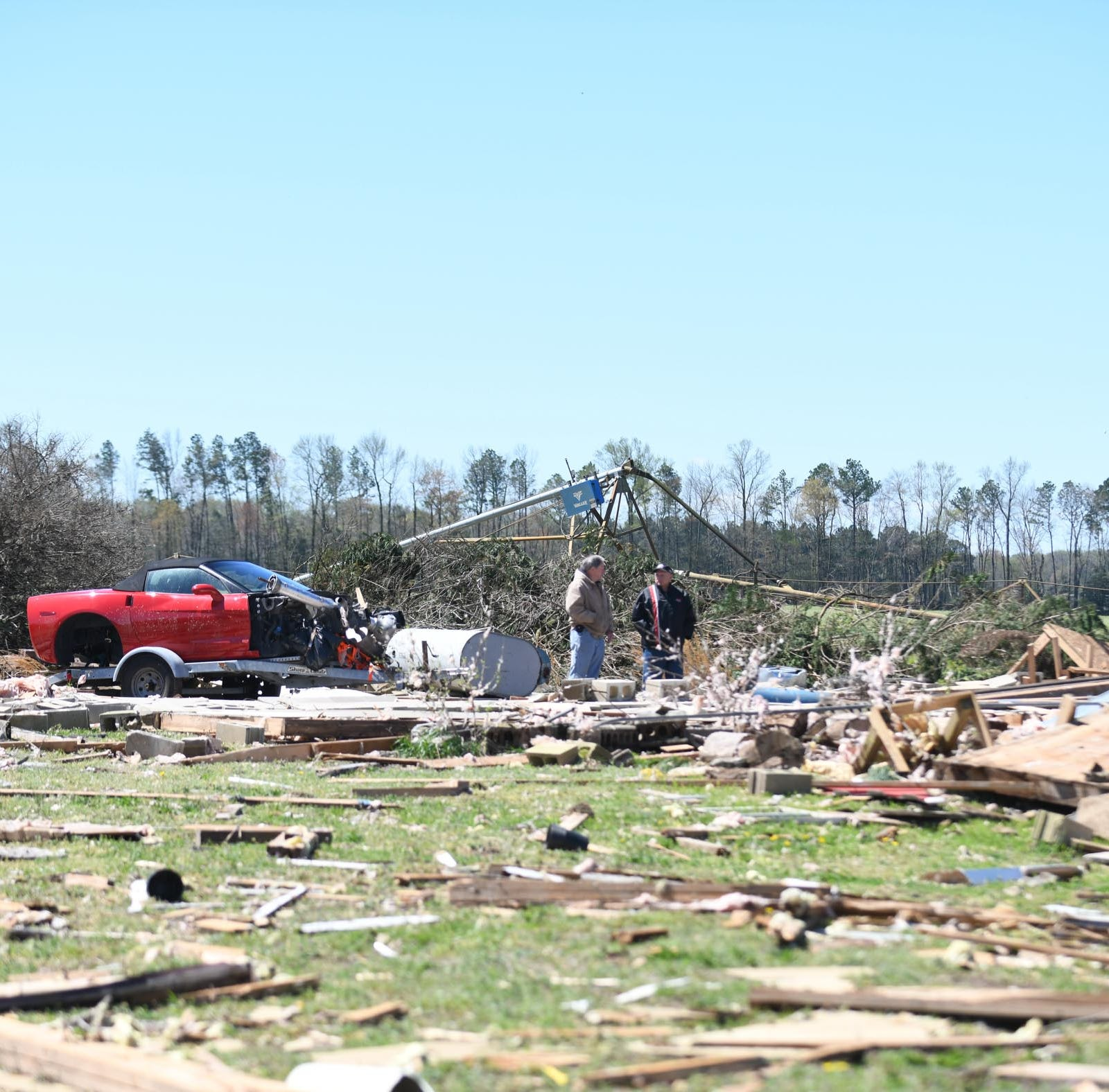 More severe weather on way as 2nd tornado confirmed