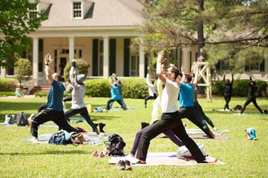 Yoga Farm Fest will be April 27-28.